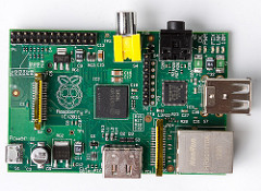 raspberry pi photo